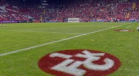 Kaiserslautern have gone bankrupt. FCKaiserslautern