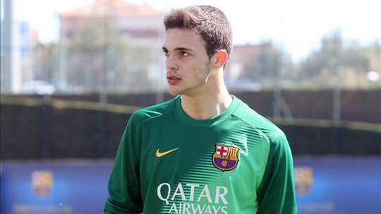 Campuzano tiene una oferta de la Roma para dejar la cantera del Barcelona. Twitter