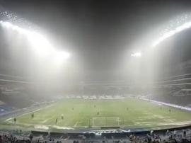Report du match. Twitter/Rayados