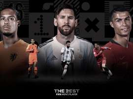Minute to minute coverage of FIFA's The Best Award. FIFA