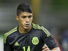 Ramírez destaca por su velocidad, su perfil de zurdo natural y su buen servicio de banda. MexSport
