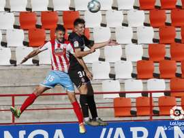 Cristian Herrera otorga el último aliento al Lugo. LaLiga