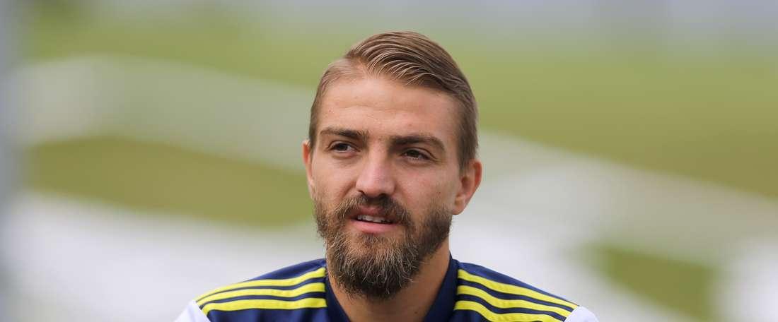 Erkin a été recruté par l'Inter et s'en va sans avoir joué un seul match officiel. Fenerbahce