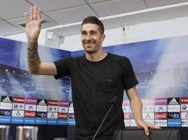 Cani anunciou o adeus definitivo ao futebol. Twitter