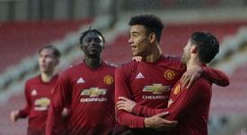 El United dejó una de las goleadas del día. ManchesterUnited