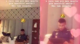 Instagram. Instagram/neymarjr