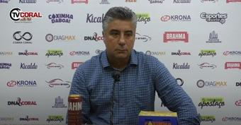 Alexandre Gallo dimite ¡12 días después de firmar! Youtube/TVCoral