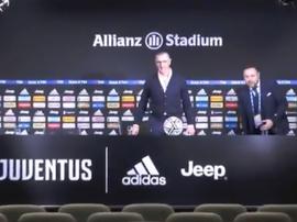 Andreazzoli had hardly anybody waiting for him. Captura/Goal