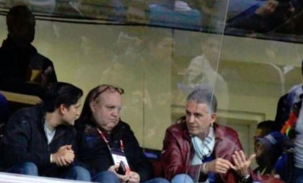 Wílmar Barrios, en la primera convocatoria de Queiroz con la Selección Colombia