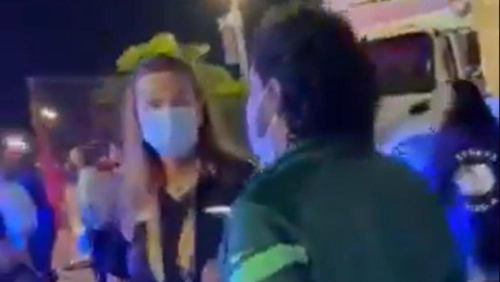 Varios hinchas de Millonarios insultaron a René Higuita. Twitter/LaPagVerdolaga