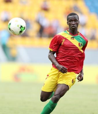El guineano está en boca de todo el mundo tras su debut. Twitter/ScoutedFTBl