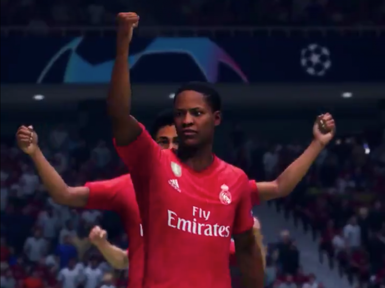 4938ed18a Real Madrid announce the signing of a  galactico  in FIFA 19 - BeSoccer