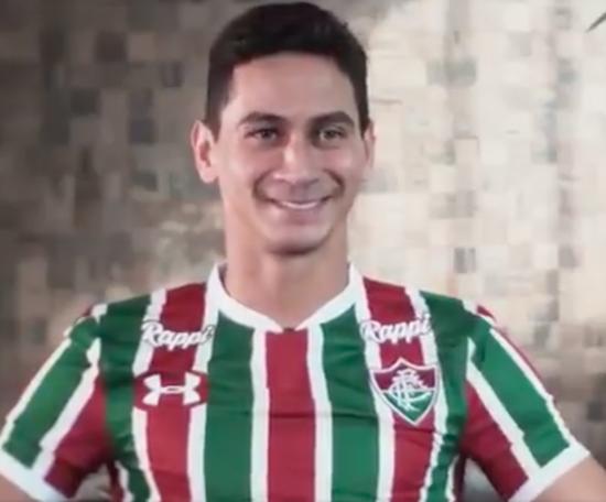 Ganso pourrait être suspendu un an. Fluminense