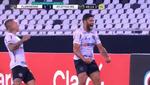 Nacho y Hulk resuelven ante Fluminense