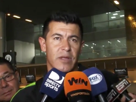 Jorge Almirón explicó los motivos de las ausencias de Dayro y Macnelly. Captura/ESPN