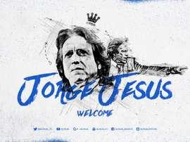 Jorge Jesus vai trabalhar na Arábia Saudita. AlHilal
