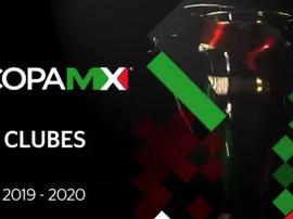 Ya se definieron los grupos para la Copa MX 2019-20. CopaMX