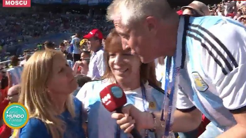 La mamá de Messi salió a bancarlo: