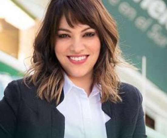 Captura de imagem presidenta de Banfield, Lucía Barbuto. LuciaBarbuto