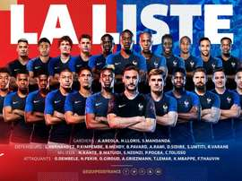 Nzonzi was given a surprise call-up. EquipeDeFrance