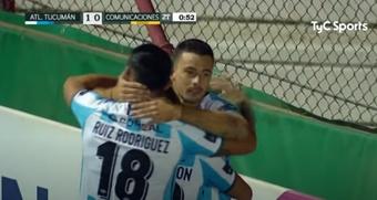 Banfield, Atlético Tucumán e Independiente no dan lugar a la sorpresa. Captura/TyCSports