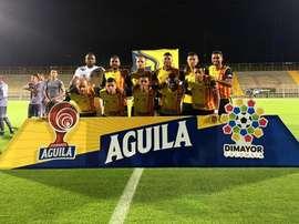 Deportivo Pereira regresa a la élite. DeportivoPereira