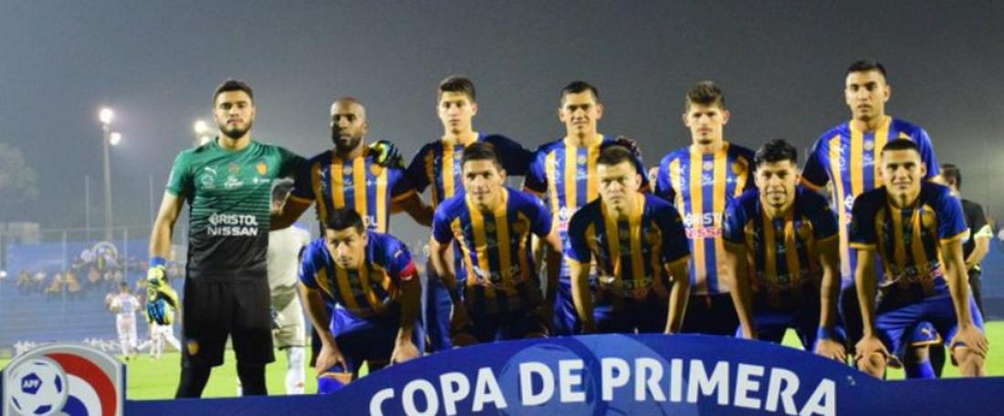 Sportivo Luqueño cayó en el 'Clásico Metropolitano'. SportivoLuqueño