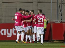 El Albacete se llevó la victoria por la mínima. LaLiga