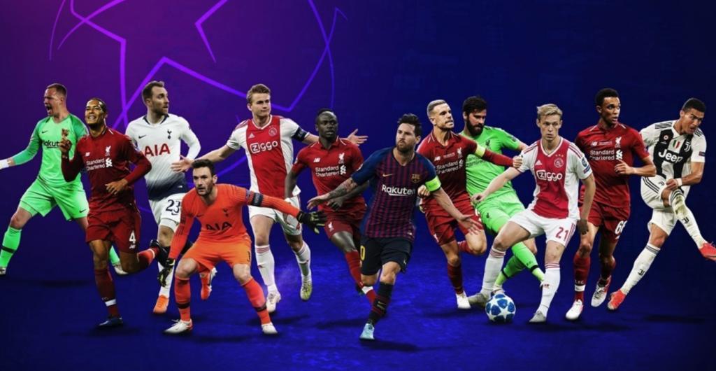 UEFA eligió un gol de Messi como el mejor del año