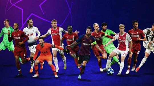 L'UEFA a annoncé les nommés pour les prix par poste en Ligue des champions. UEFA