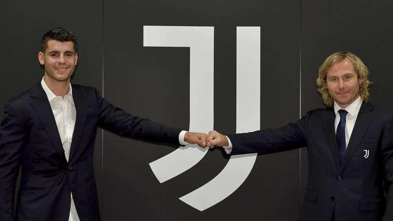 Actualidad del mercado de fichajes a 22 de septiembre de 2020. Twitter/JuventusFC