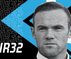 Rooney chega ao Derby County para ser treinador-jogador. DerbyCounty