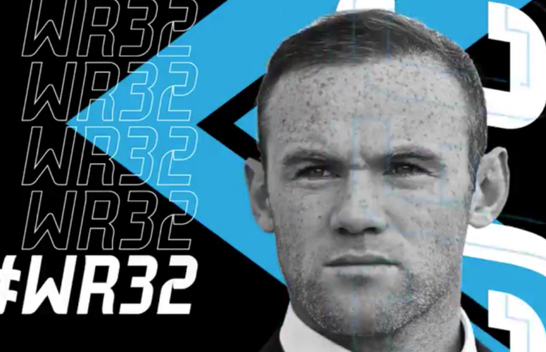 Rooney will join Derby as a player-manager from 2020. DerbyCounty