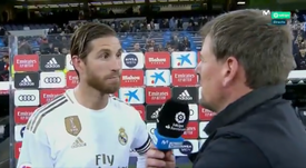 Ramos left frustrated by Real Madrid's missed opportunity in Betis stalemate