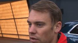 Neuer répond à Ter Stegen. capture