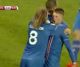 Islandia estará por primera vez en un Mundial. Twitter