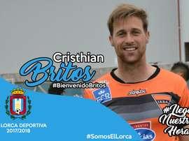 El centrocampista se suma a las filas del Lorca Deportiva. LorcaDeportiva
