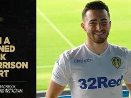 Harrison ya es del Leeds. LeedsUnited