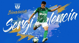 Leganés fait son mercato en France. Twitter/CDLeganes