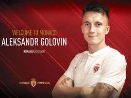 Golovin rejoint Monaco. ASMonaco