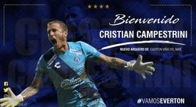 Campestrini se marcha a Chile. Everton