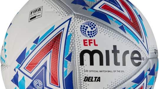 EFL clubs are in for a windfall. Mitre
