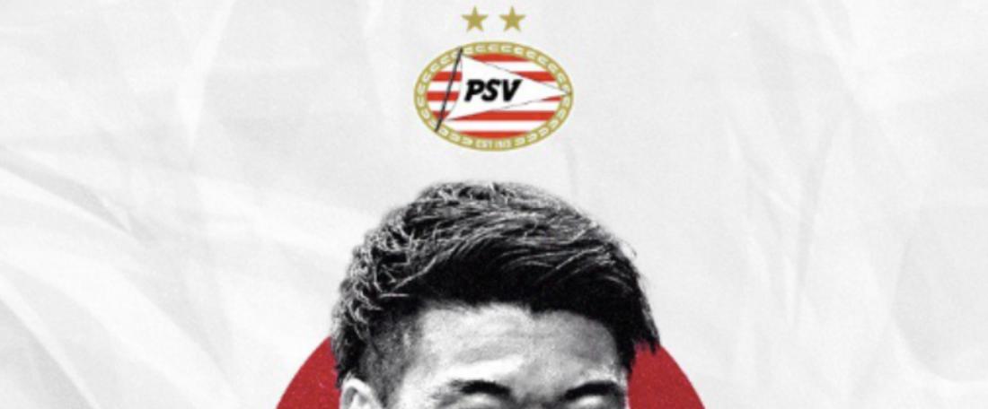Le PSV recrute le premier Japonais de son histoire. PSV