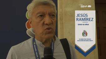 Jesús Ramírez ya no es el presidente deportivo de Pumas. Captura/Youtube/LIGABBVAMX