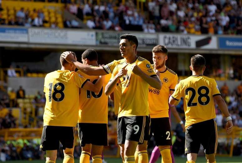 Wolves have made a positive start. Twitter/Wolves