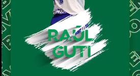 Raúl Guti, al Elche. Captura/ElcheCF