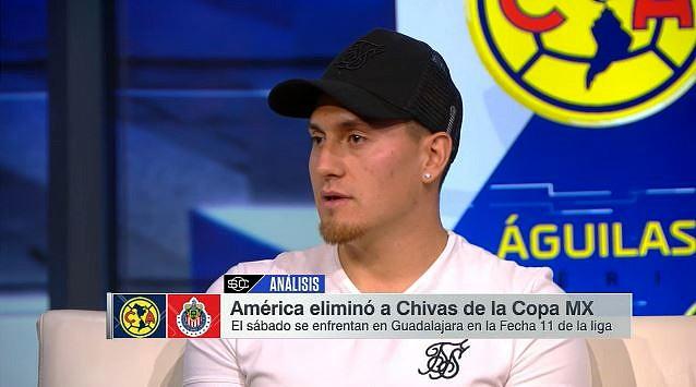 Castillo optó por Chivas. Captura/ESPN