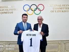 Cúper ya tiene nuevo destino tras la Selección Egipcia. Uzbekistan