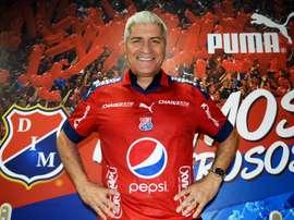 Zambrano insinuó juego sucio de Bucaramanga. DIM_Oficial