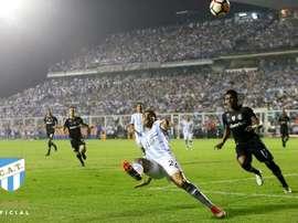 El conjunto argentino sufrió una expulsión en la primera mitad. Botafogo